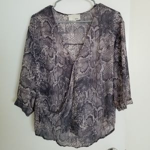 Blouse Size Medium